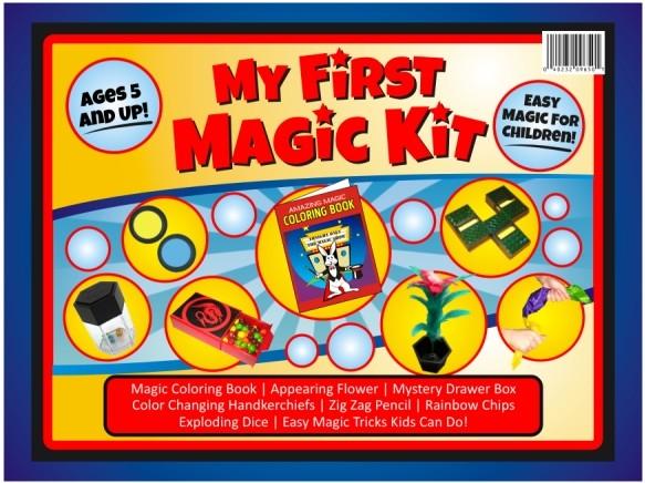 Trickmaster My First Magic Kit - Max\'s Magic Shop