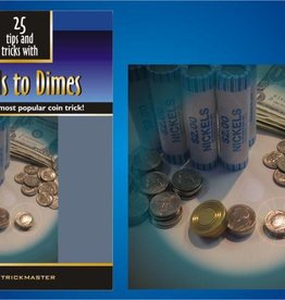 Royal Magic Nickels to Dimes w/book