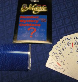 Royal Magic Number Mystery Outdone