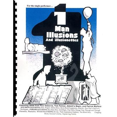 Murphy's One Man Illusions By Paul Osborne