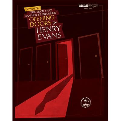 Penguin Opening Doors by Henry Evans