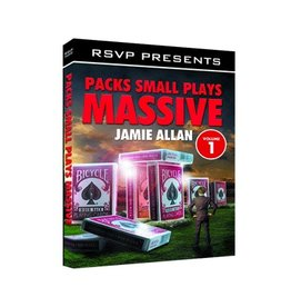 RSVP Magic Packs Small Plays Massive by Jamie Allan