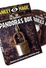 Jay Sankey Pandora's Box by Jay Sankey