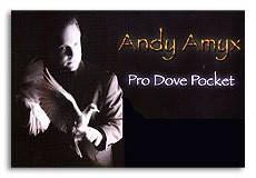 Andy Amyx Pro Dove Pocket