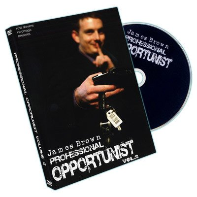 Professional Opportunist by James Brown