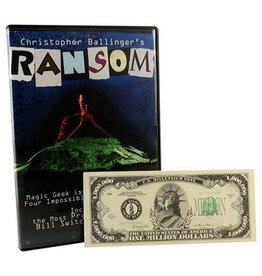 Magic Geek Ransom by Chris Ballinger