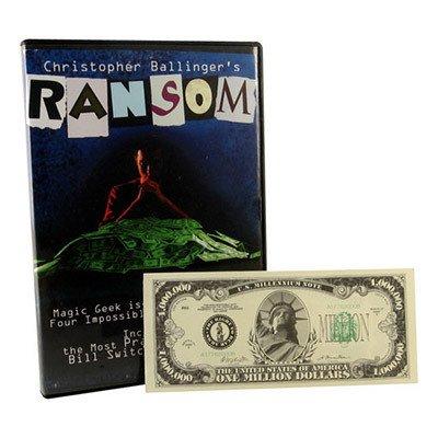 Magic Geek Ransom by Chris Ballinger