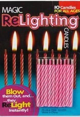 Relighting Candles