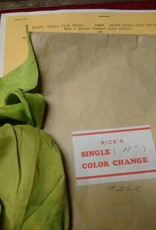 "Rice's Single (18"") Color Change:"