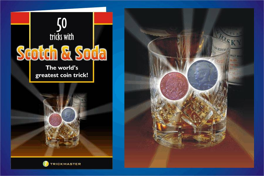 Scotch & Soda w/book