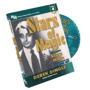 Stars of Magic Derek Dingle