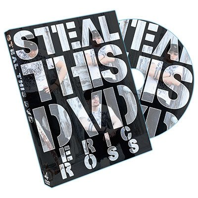 Steal This DVD by Eric Ross