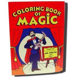 Super Mini Magic Coloring Book