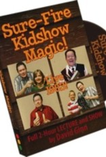 Sure-Fire Kidshow Magic