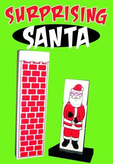 Trickmaster Surprising Santa Deluxe
