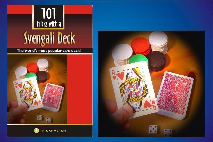 Trickmaster Svengali Deck w/ book