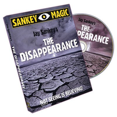 Sankeymagic The Dissapearance by Jay Sankey