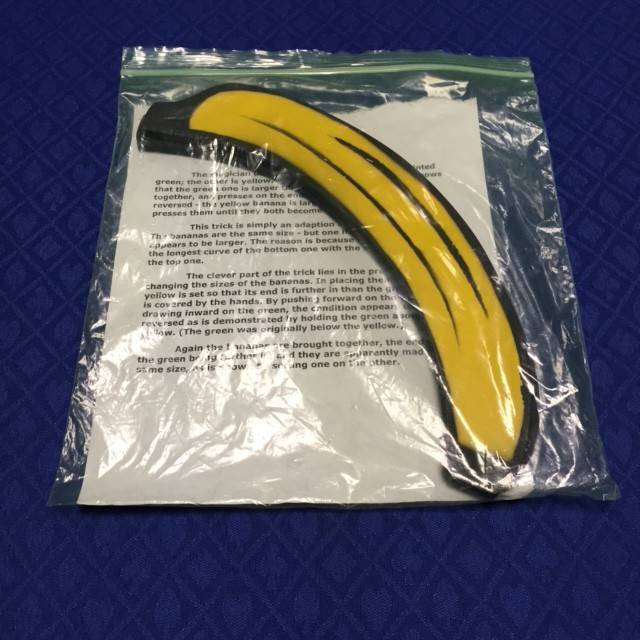 The E-L-A-S-T-I-C Bananas