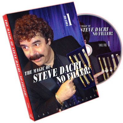Steve Dacri The Magic of Steve Dacri  No Filler