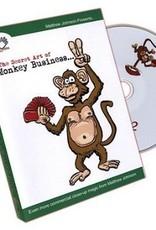 Matthew Johnson The Secret Art of Monkey Business