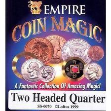 Trickmaster Two Headed Quarter