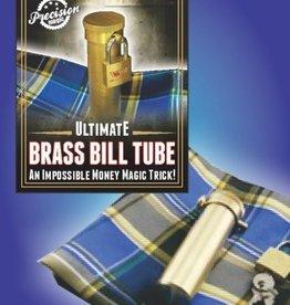 Trickmaster Ultimate Brass Bill Tube