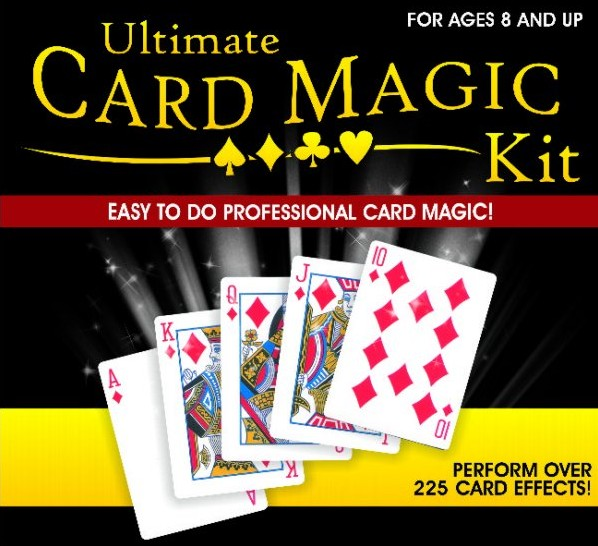 Trickmaster Ultimate Card Magic Kit
