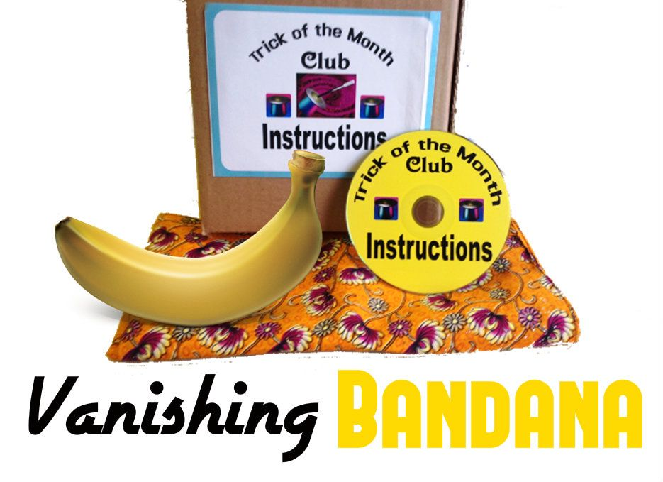 Vanishing Banana Trick