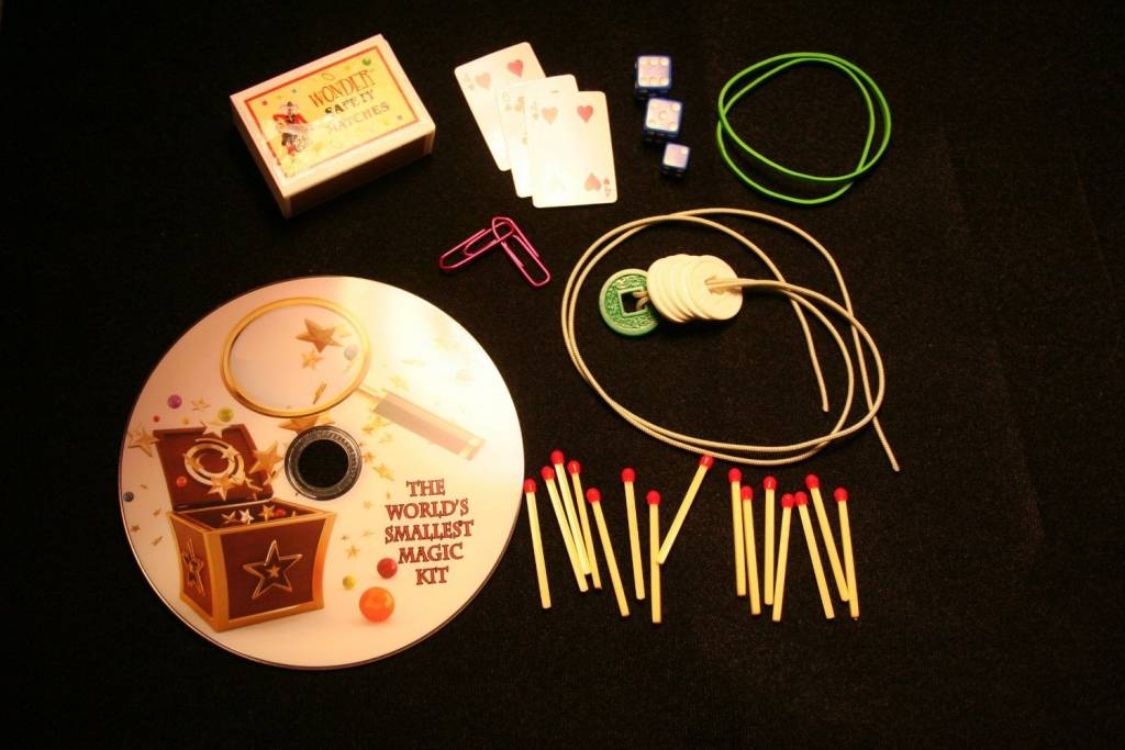 Don Pursell Worlds Smallest Magic Kit