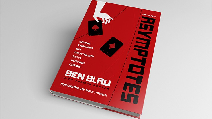 Asymptotes (Revised First Edition) by Ben Blau