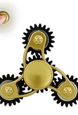 Trickmaster Fidget Spinner - Gears Ghost