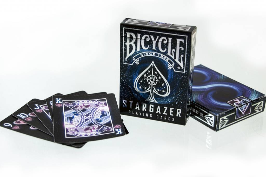 Trickmaster Bicycle Stargazer Deck