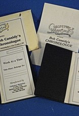 Bob Cassidy's Chronologue