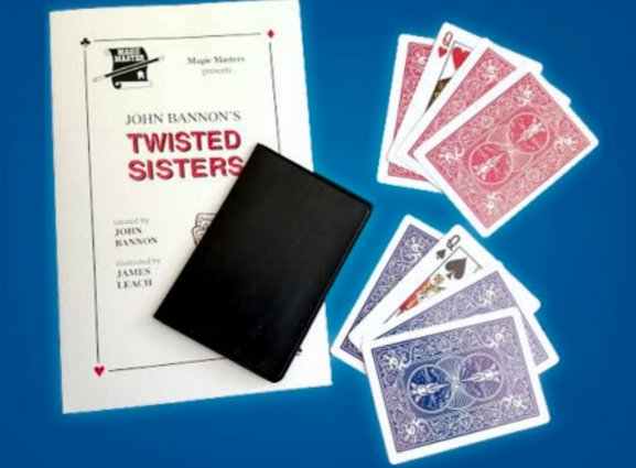 Magic Masters John Bannons Twisted Sisters