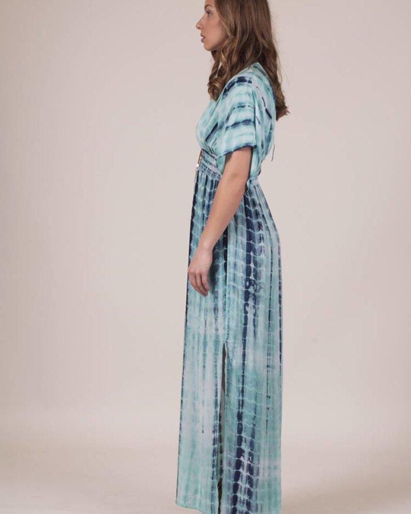 Parker Tie Dye Kimono Maxi