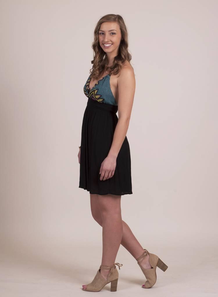 Sonya Halter Dress