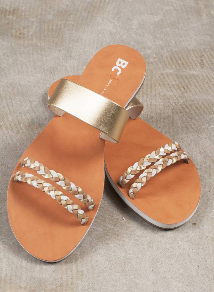 BC Footwear - Wee Braided Sandal