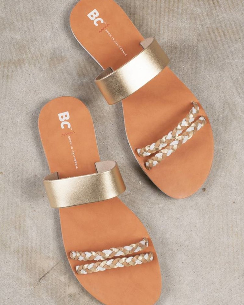 BC Footwear - Wee Braided Sandal