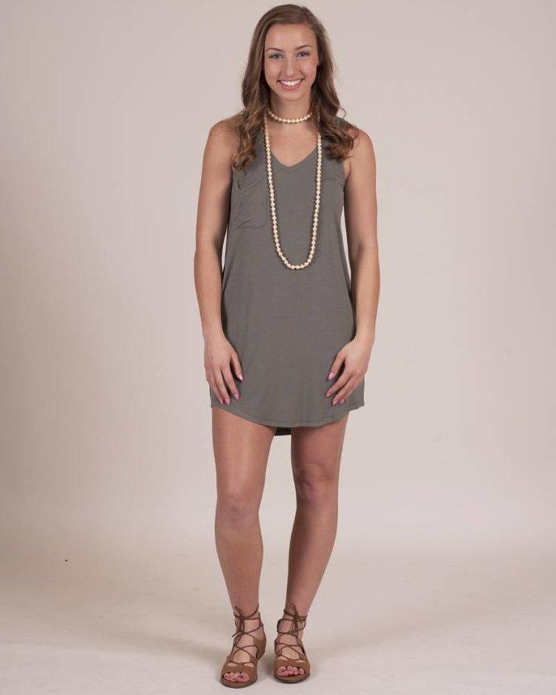 Z Supply - The Pocket Racer Tank Dress