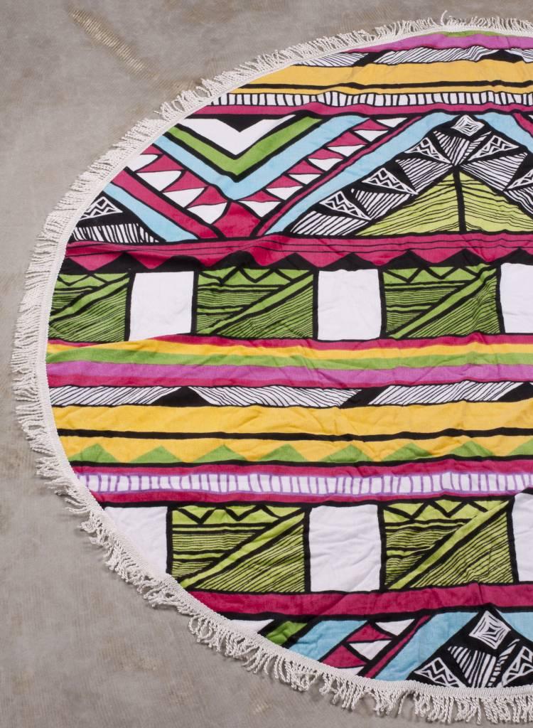 Round Towel Co. - The Tropicana