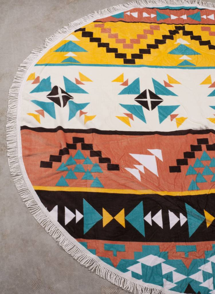 Round Towel Co. - The Hippy Nest