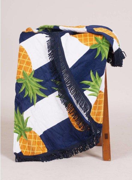 Round Towel Co. - The Nautical Pineapple