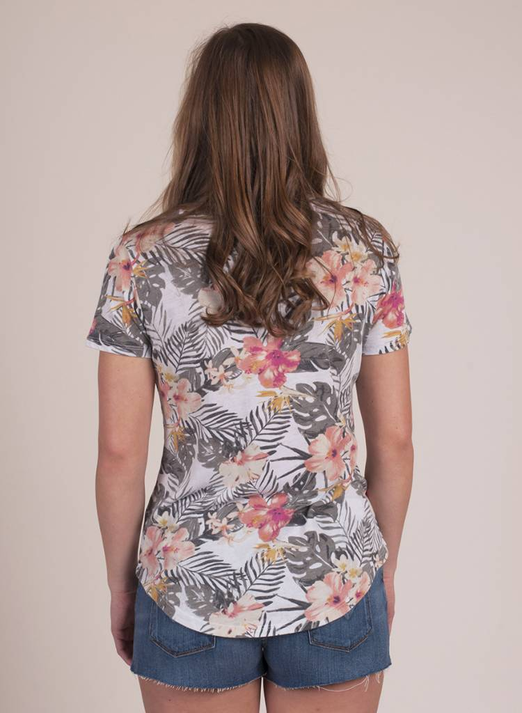 Z Supply - The Tropical Pocket Tee