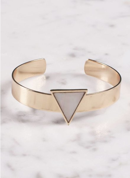 Ann Paige - Amanda Triangle Bangle