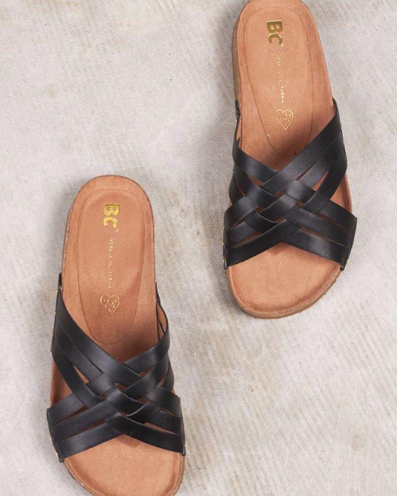 BC Footwear - It's Serious in Black