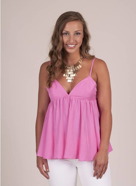 Willa Swing Babydoll Tank