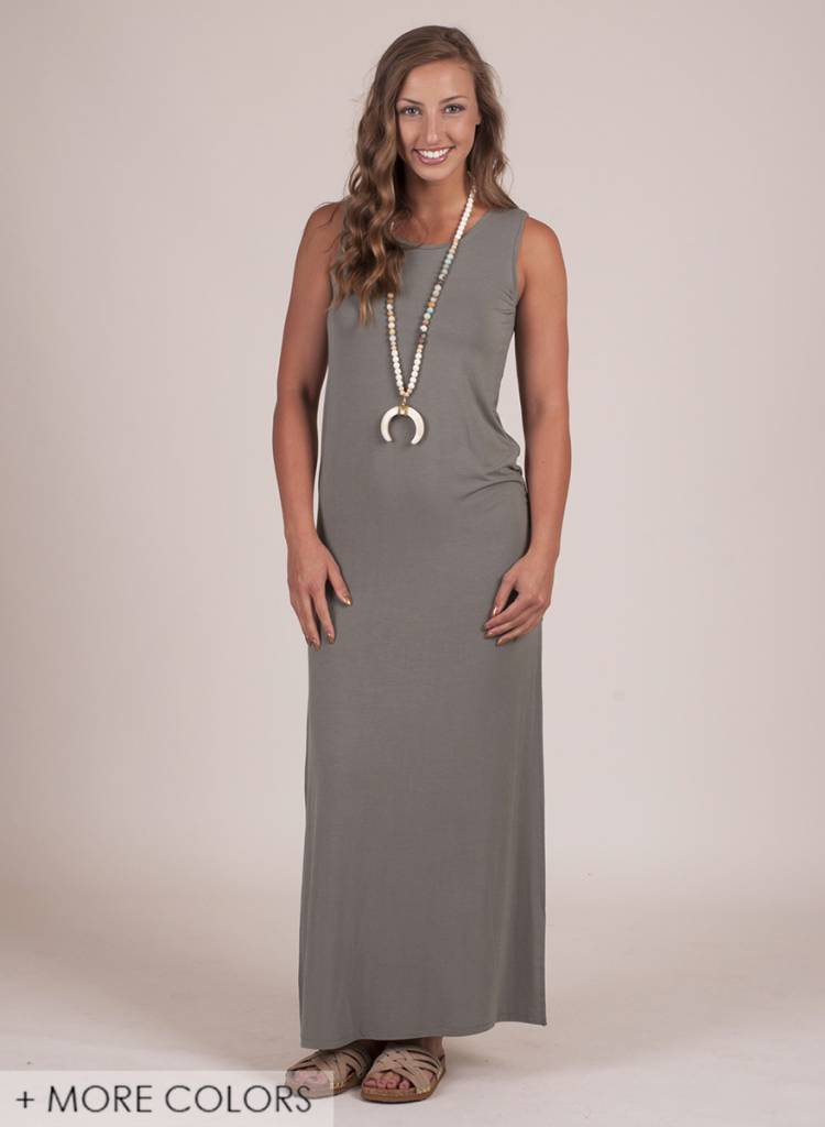 Z Supply - The High Slit Maxi