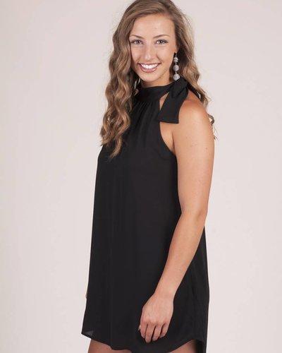 Katherine Neck Tie Dress