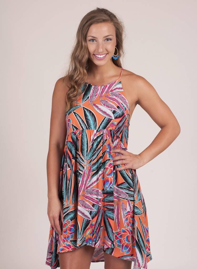 Jack by BB Dakota - Farrow Jungle Print Dress
