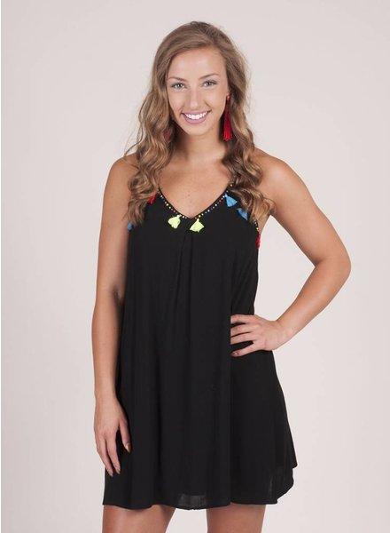 Sheena Tassel Dress